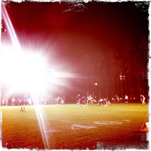 Smith vs Smith. #ourhouse #beatAPU (Taken with Instagram at CBU Front Lawn)