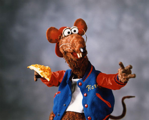WHERE WAS RIZZO? Just finished watching the Muppets. My only complaint: the lack of Rizzo the Rat. Seriously, where was he? Was he not available? Was there a salary dispute? Whatever the reason, I do not approve.