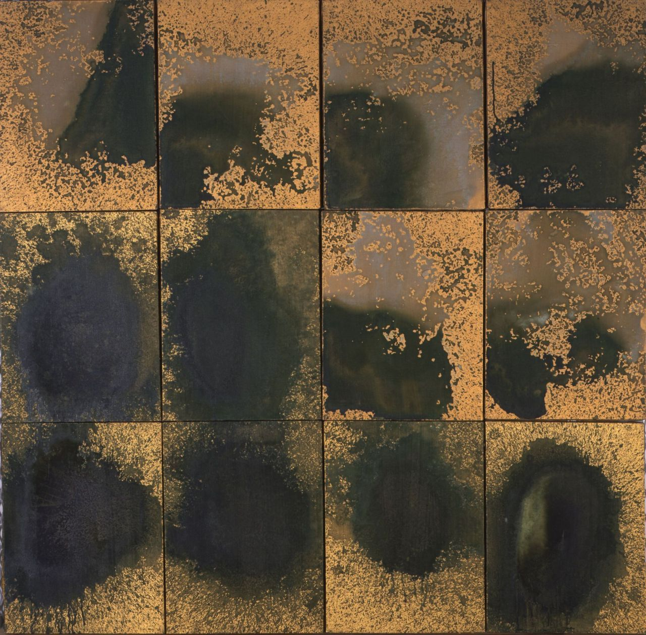 flasd:  Andy Warhol Oxidation Painting, 1978