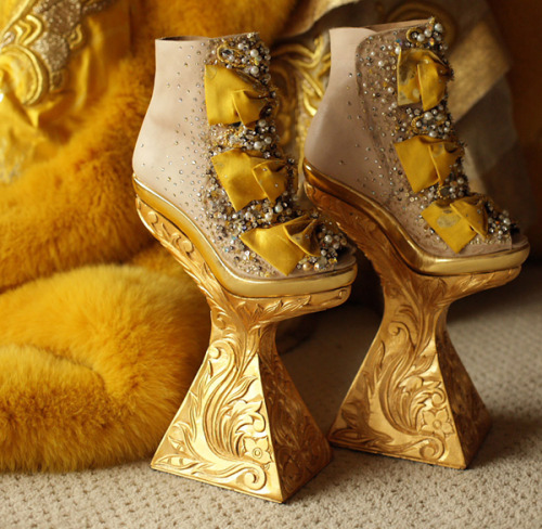 Guo Pei Shoes