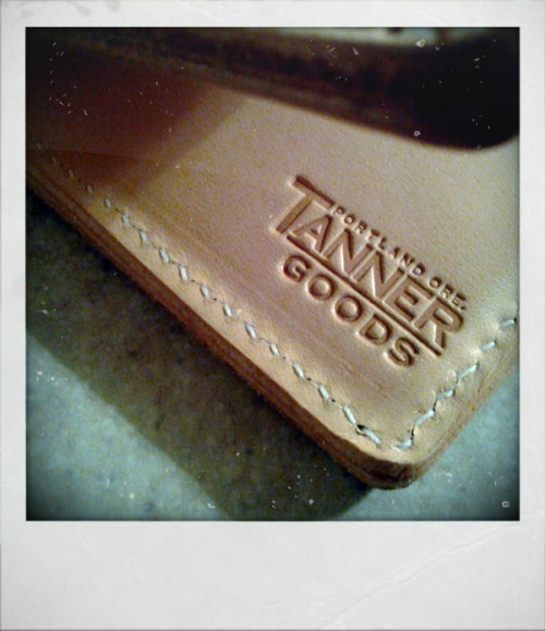 New wallet, I guess I've been in need of one for quite some time.