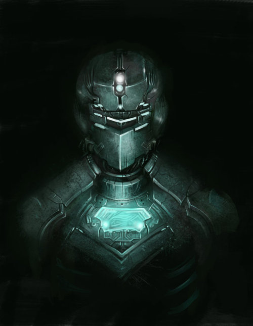 Dead Space - by Decay-09 (via: game-portal)