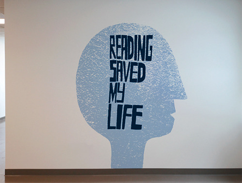 Reading saved my life