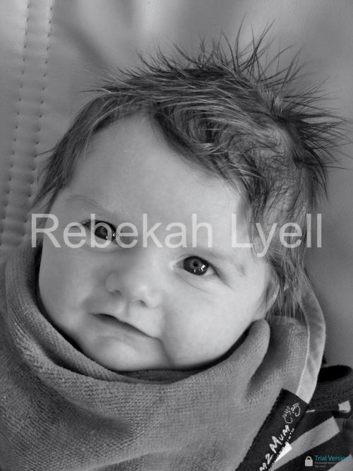 My gorgeous nephew Lyell. Loved to bits.