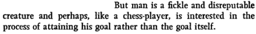 Fyodor Dostoyevsky, Notes from Underground