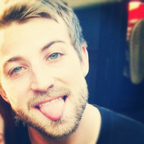 I love you!(: Jeremy Clayton Davis.<3 (Taken with instagram)