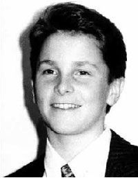 Christian Bale childhood photo http://celebrity-childhood-photos.tumblr.com/