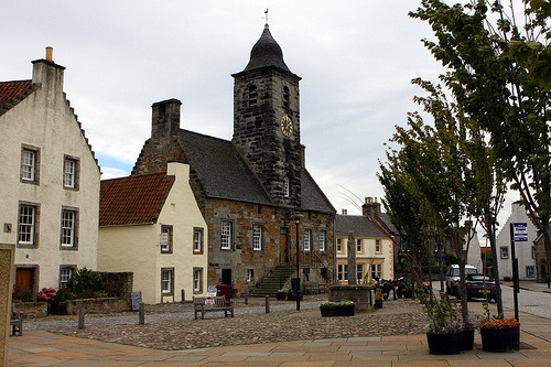 Royal Burgh of Culross (di Michelle)