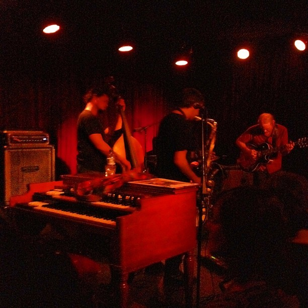 #skerik #bandalarbra #boomboomroom #music #sf (Taken with Instagram at Boom Boom Room)