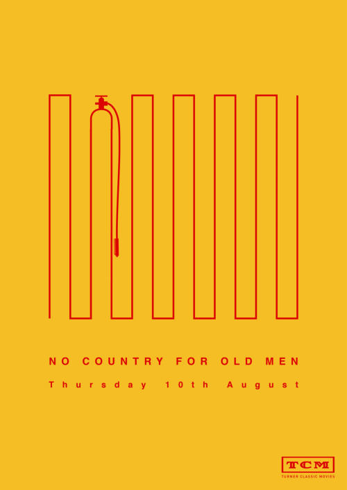 No Country for Old Men by Dale Peart