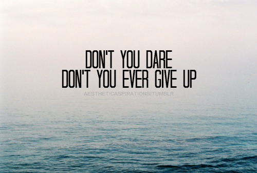 "aestheticaspirations:  Song: ""Don't Give Up On Us"" - The Maine Image from: napoleonbonerparty"