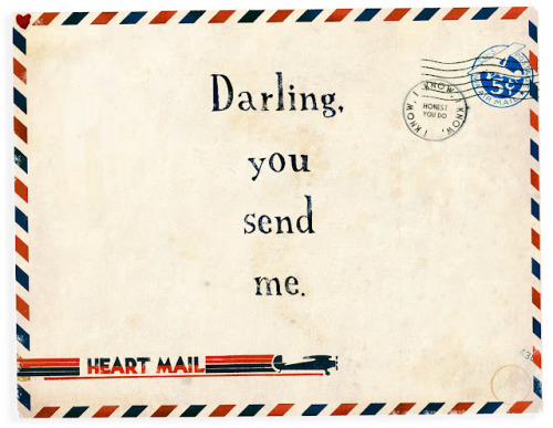 Hey babe, We'll send you heart mail any day - even on Sundays. <3, Quarterly, xoxo