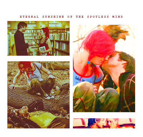 kasiniste4ever:  Eternal sunshine of the spotless mind