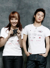 Same designed T-shirt for SM Summer Album 2007 ^^