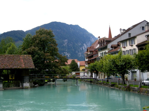 Interlaken - Switzerland