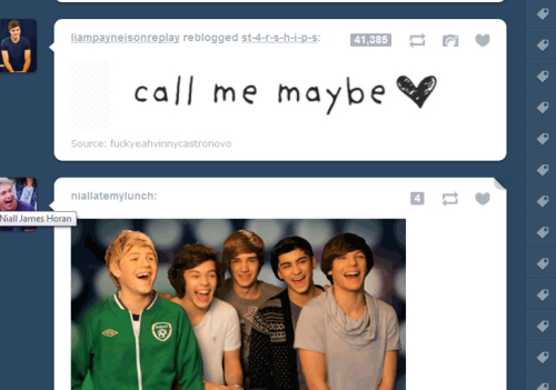 theonedirectioneffect:  The GIF was of them laughing… I guess they're not going to call me.