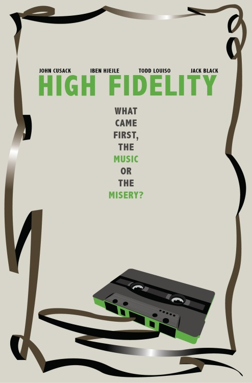 High Fidelity by Spenser Albertsen