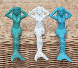 cereusart:  Mermaids