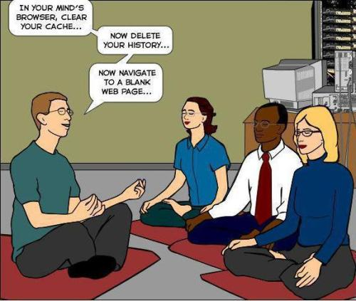 Meditation for geeks
