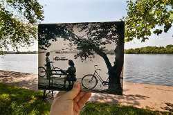 dearvalkyrie:  Looking Into the Past: Summertime at Tidal Basin, Washington, DC (by jasonepowell)