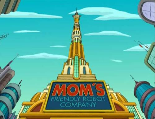Mom's Friendly Robot Company