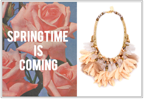 lizzie fortunato jewels spring collection