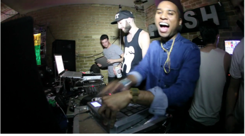 The Videos That Made My Week w/THEESatisfaction's LOBF session, Lunice at LFTF SXSW party and TNGHT live at SXSW 2012, Blouse live in Rome, Summer Heart, Butterclock and oOoOO, and my faves Tanlines  This week's vids are extra special considering there is so much live footage from recent festivals. I'm finally recovered from SXSW and have been posting my SXSBest Week Ever wrap ups all weekend. Be sure to check out all the fun you missed in Austin HERE. THEESatisfaction - Deep (Line of Best Fit Session)  Lunice - Live at LFTF's SXSW 2012 Showcase  Butterclock feat. oOoOO - Hustling  TNGHT (Hudson Mohawke & Lunice) - Debut Performance @ SXSW 2012  Tanlines - All of Me  Summer Heart - A Million Times Blouse - Into Black (live at Circolo Degli Artisti)