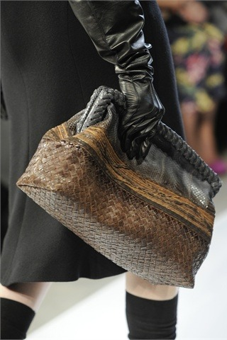 Maxi Clutch  Fall'12 Bottega Veneta