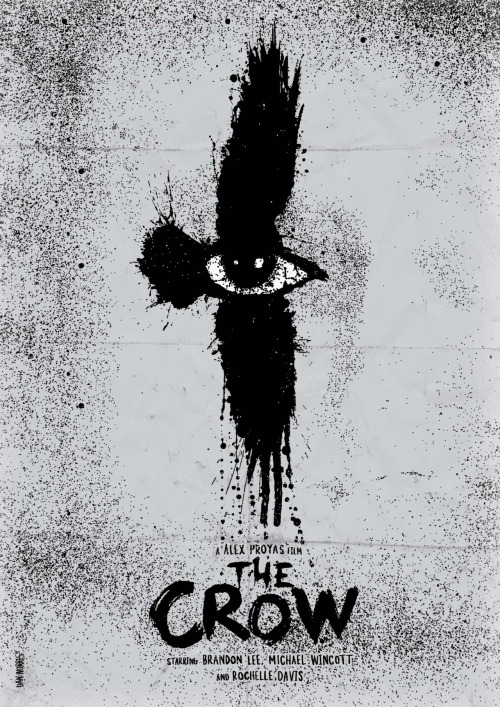 The Crow by Daniel Norris
