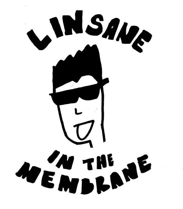 MY JEREMY LIN ILLUSTRATION 3 W/ SUNGLASSES