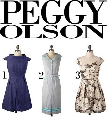 Perhaps you're a Peggy? (via Lovely At Your Side: Lovely Mad Men Premiere Night)