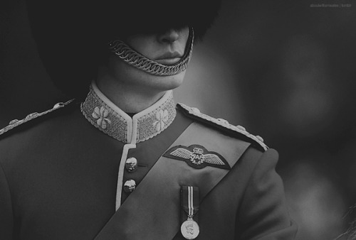 aboutwilliamwales:  Trooping the colour 2011.