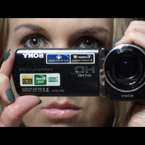Love this camcorder #camcorder #video #youtube (Taken with instagram)