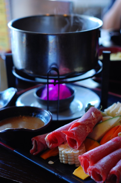 Personal Hotpot @ The Balcony in Irvine. 2010