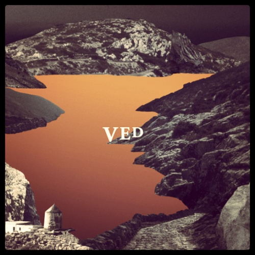 VED - s/t will be released on the 16th of may by Adrian Recordings.