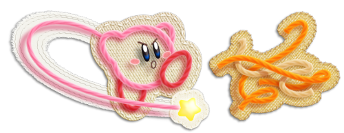 kirby epic yarn..