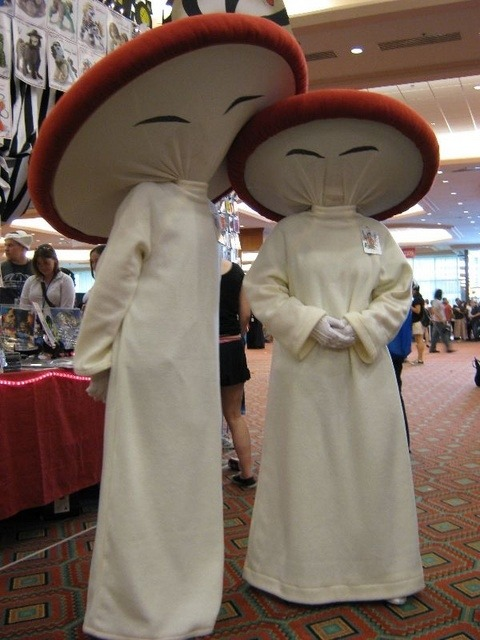 evil-biggering:  musicalpencil:  disneycosplayftw:  Fantasia mushrooms by sqwizerd  WIN! Here's a list of things I love: Disney Fantasia cosplay obscure characters those people for combining all of the above