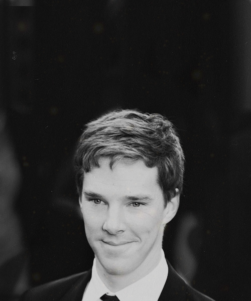 Ben at the Atonement London Premiere [x]