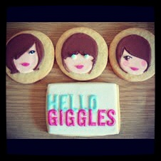 bffproductions:  Cookies and Hellogiggles