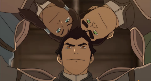 yousra-bushehri:  Korra, Bolin and Mako The Legend of Korra How awesome are they?!