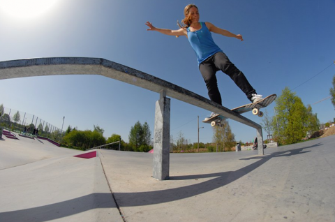 "The third and final interview from a chickteam rider, this time its Kerstin Kruger. Head over the Candies site to read all about her and check out some great photos. As Kerstin says ""reach for your goals, but dont forget to appreciate what you have and what is give to you""."