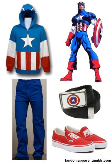 Captain America (Guys)