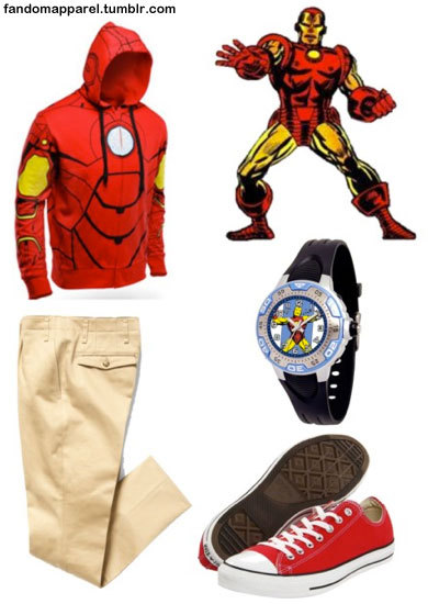 Iron Man (Guys)
