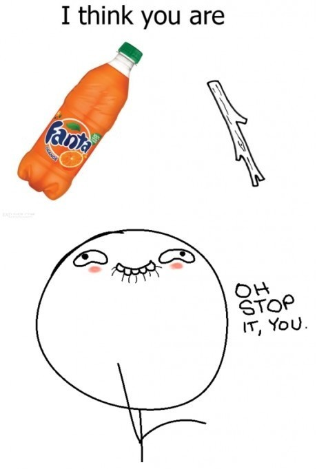 highfunctioningdarklordofall:  Yeah, I am pretty orange soda branch…