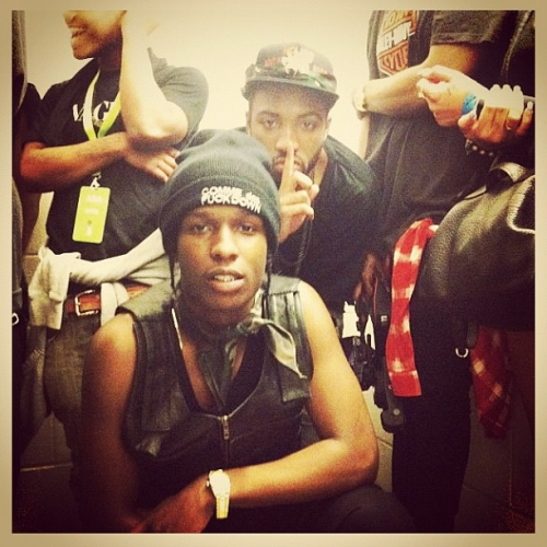 asapworldwide:  Pretty flacko x dirty flacko