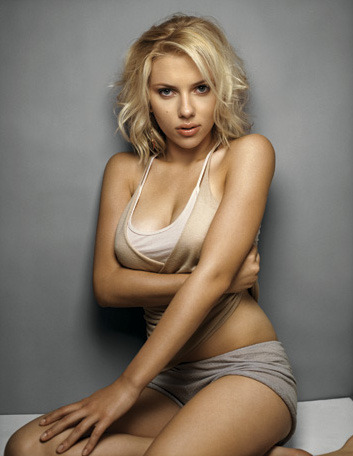 nothingbuttsexy:  I think I've got Scarlett fever.