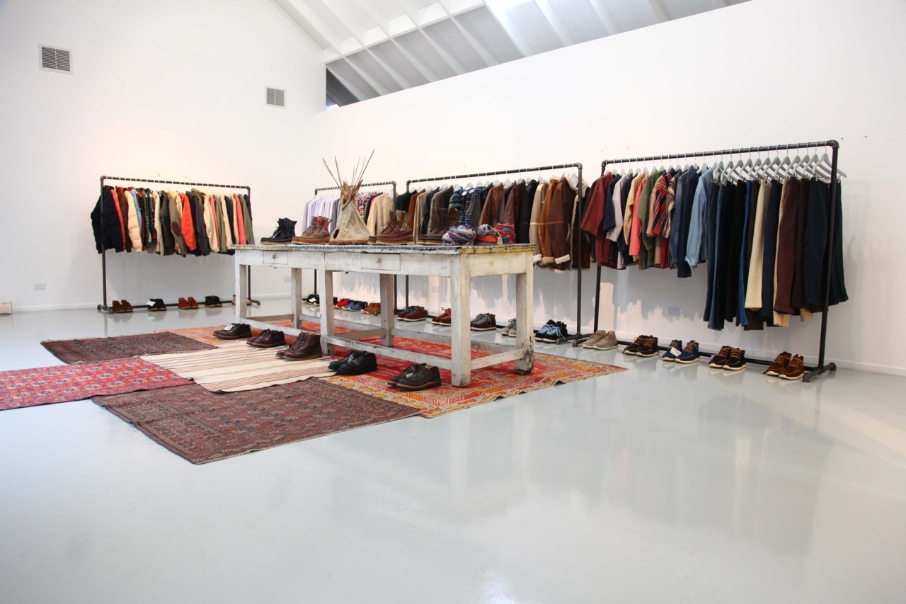 Visvim comes to town to tease us with their Fall/Winter 2012 collection!