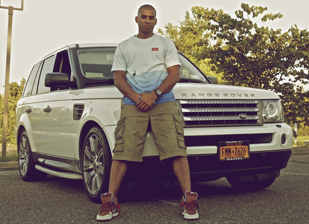 illWill+RangeRover by j.west