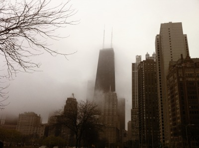 i-graphy:  Lake Shore Drive. Chicago 04/25/12