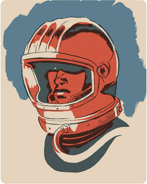 Astronauta by srsalme on Flickr.